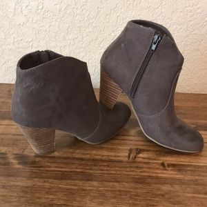 Report by Tjmaxx booties